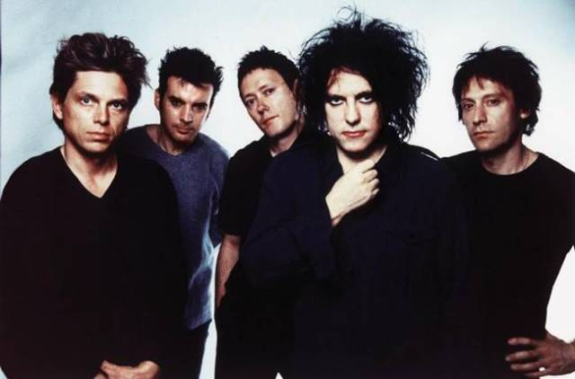 The Cure pasaran por Bilbao, Barcelona y Madrid.