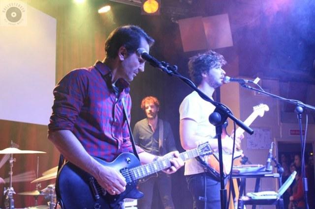 Bieloprussia abrió el concierto de Valparadiso en Madrid