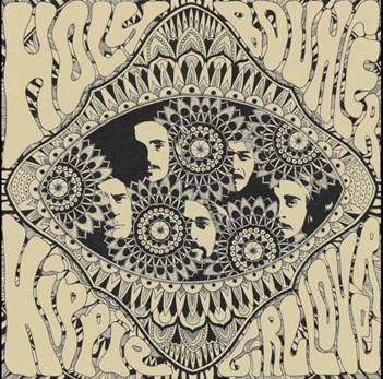 ¨Hippie Girl Lover¨ es el primer LP de Holy Bouncer