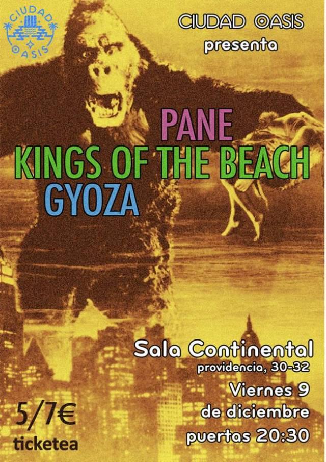 Kings Of The Beach en Barcelona