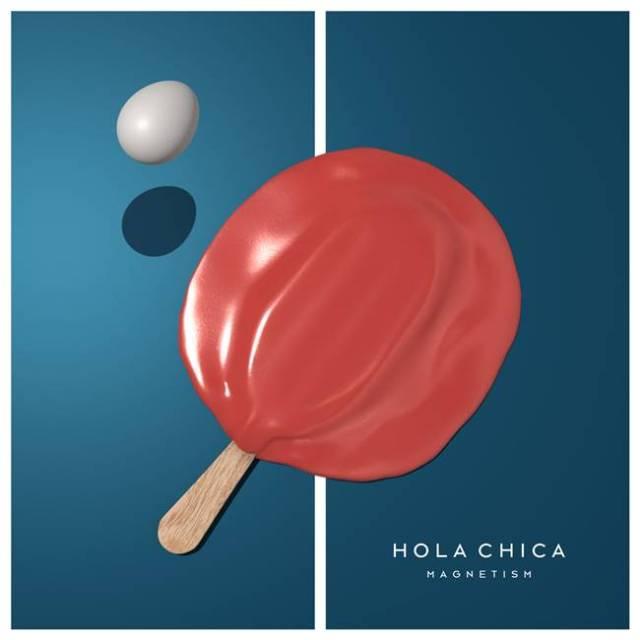 ¨Magnetusm¨ es el primer LP de Hola Chica