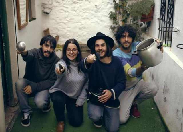 Fizzy SoupFizzy Soup ganadores del concurso Talento Ribera 2016