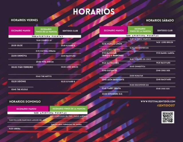 horarios-festival-de-los-sentidos-2017