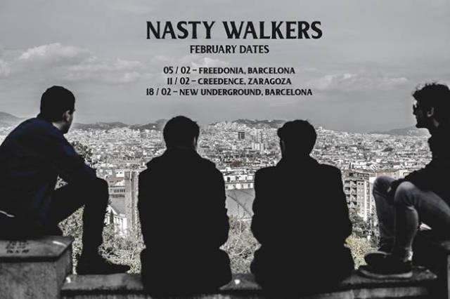 Proximas fechas de Nasty Walkers