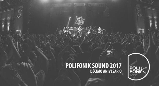 Polifonik Sound se celebrará los días 23 y 24 de junio