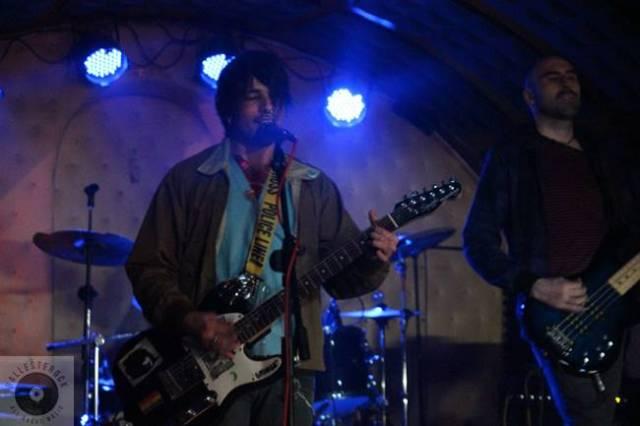 Látigo Mantra durante su actuación en el Noisy Thursday