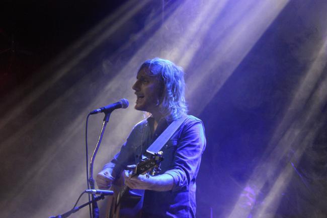 estará presentando en Vigo los temas de su nuevo disco