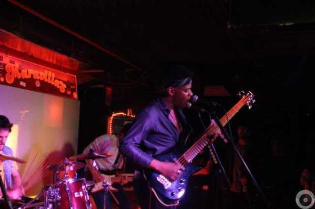 Tangerine Flavour presento su nuevo EP en Maravillas Club