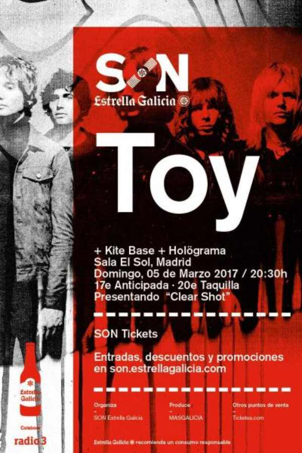 Toy en Madrid