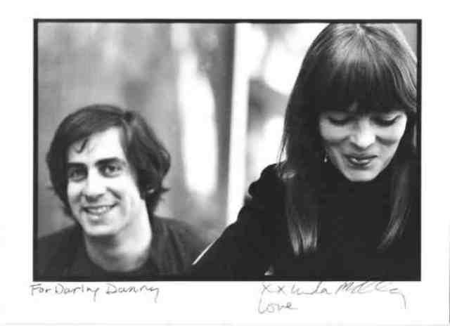 Danny Fields y Nico