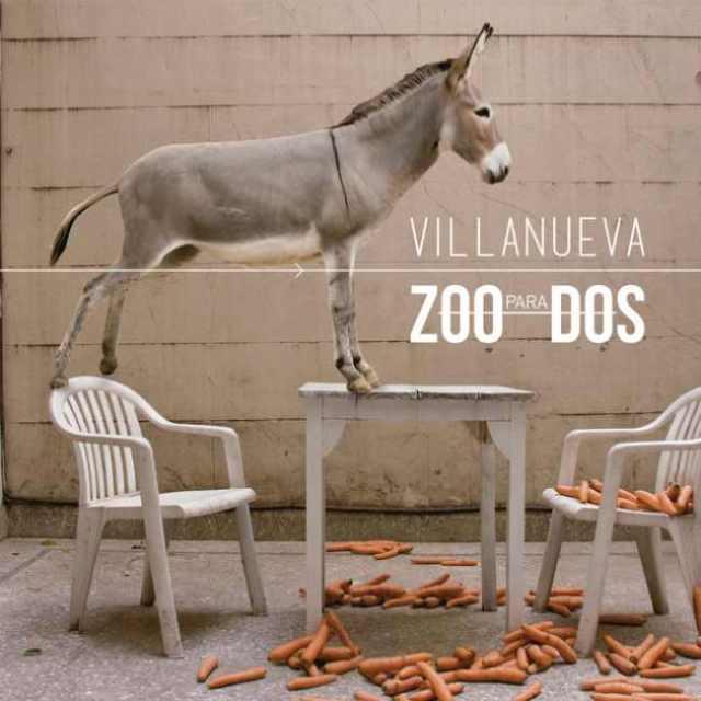 ¨Zoo para dos¨ es lo nuevo de Villanueva
