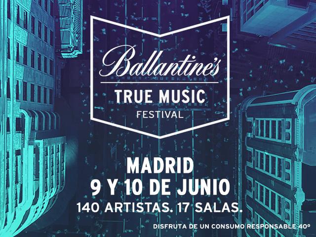Ballantine´s True Music Festival