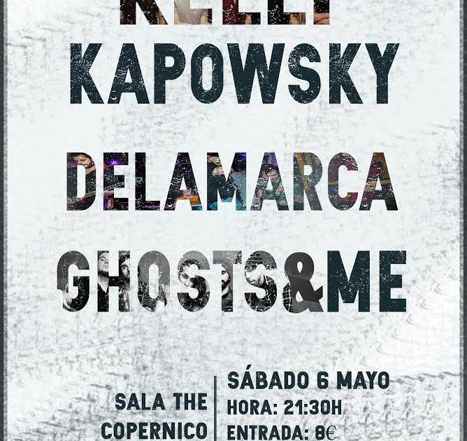 Kelly Kapowsky en Madrid