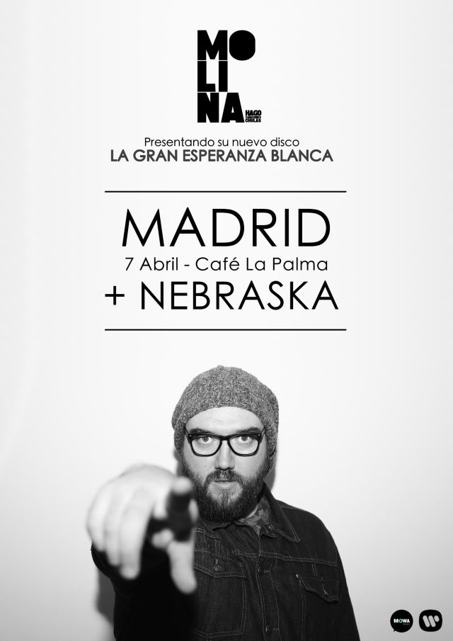 Concierto Molina Molina en Madrid
