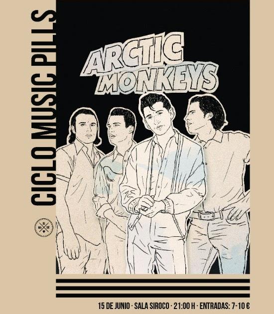 Music Pills Arctic Monkeys