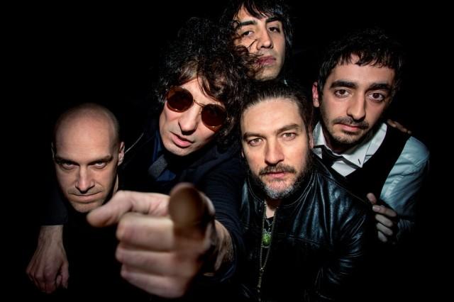 La banda hispano argentina CaraVana