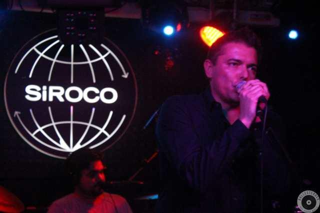 Ecoband abrió el concierto de el sábado