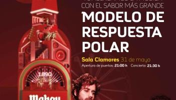 Modelo De Respuesta Polar actuara en Escenarios Mahou & Mad Cool