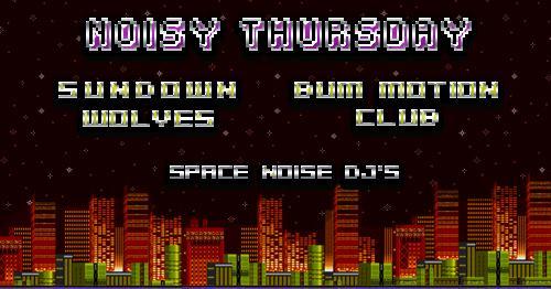 Ciclo de conciertos Noisy Thursday