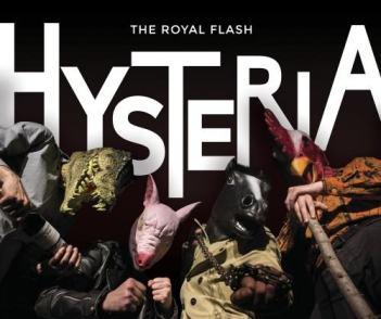 Entrevista The Royal Flash