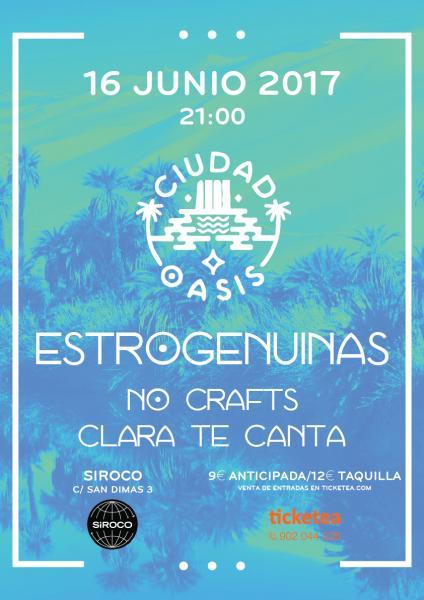 Nueva fiesta Ciudad Oasis