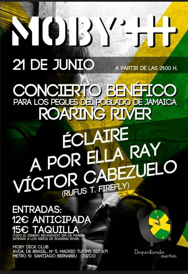 Festival solidario Roaring River