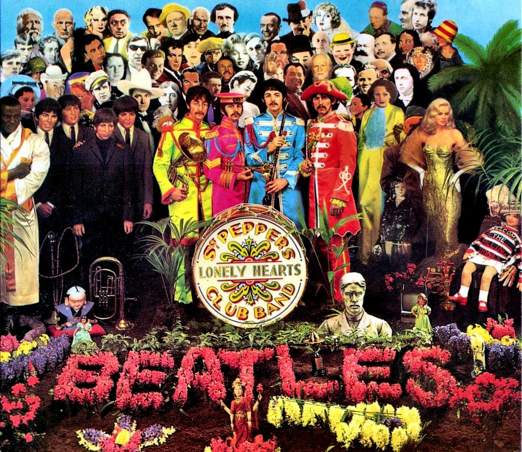 50 años de Sgt Peppers Lonely Hearts Club Band