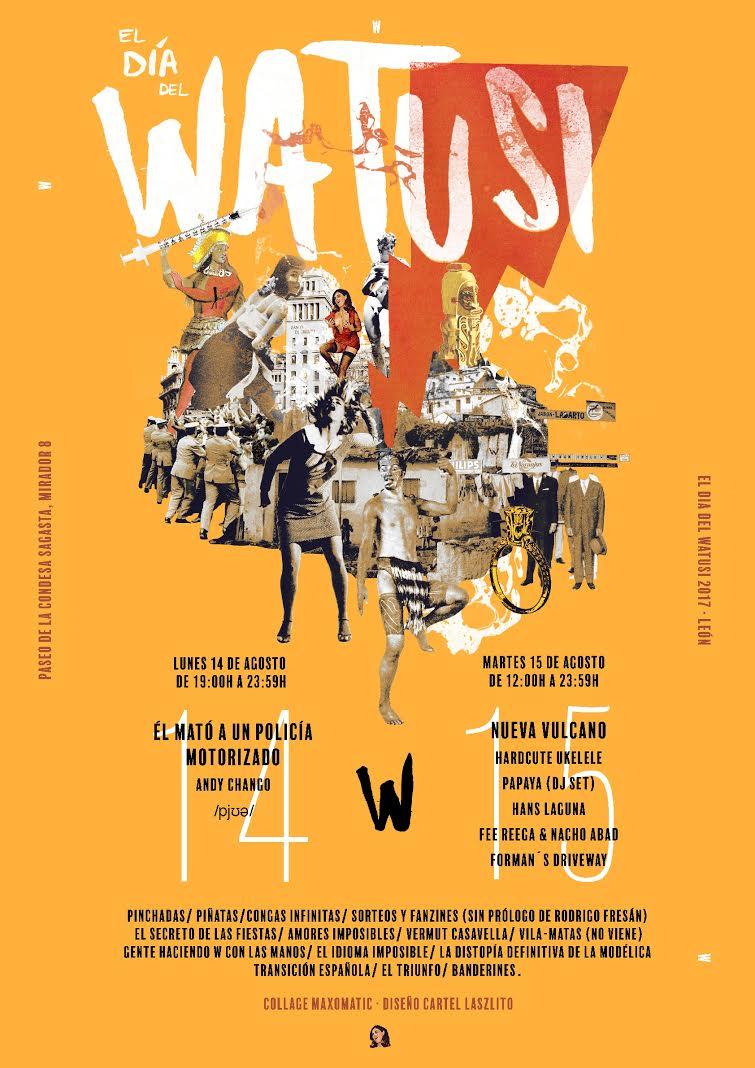 El Día Del Watusi 2017