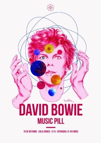 David Bowie Music Pill