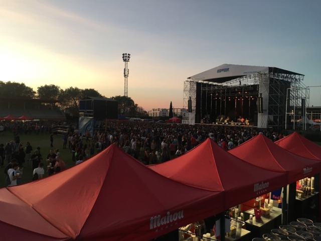 Crónica Festival Gigante Viernes