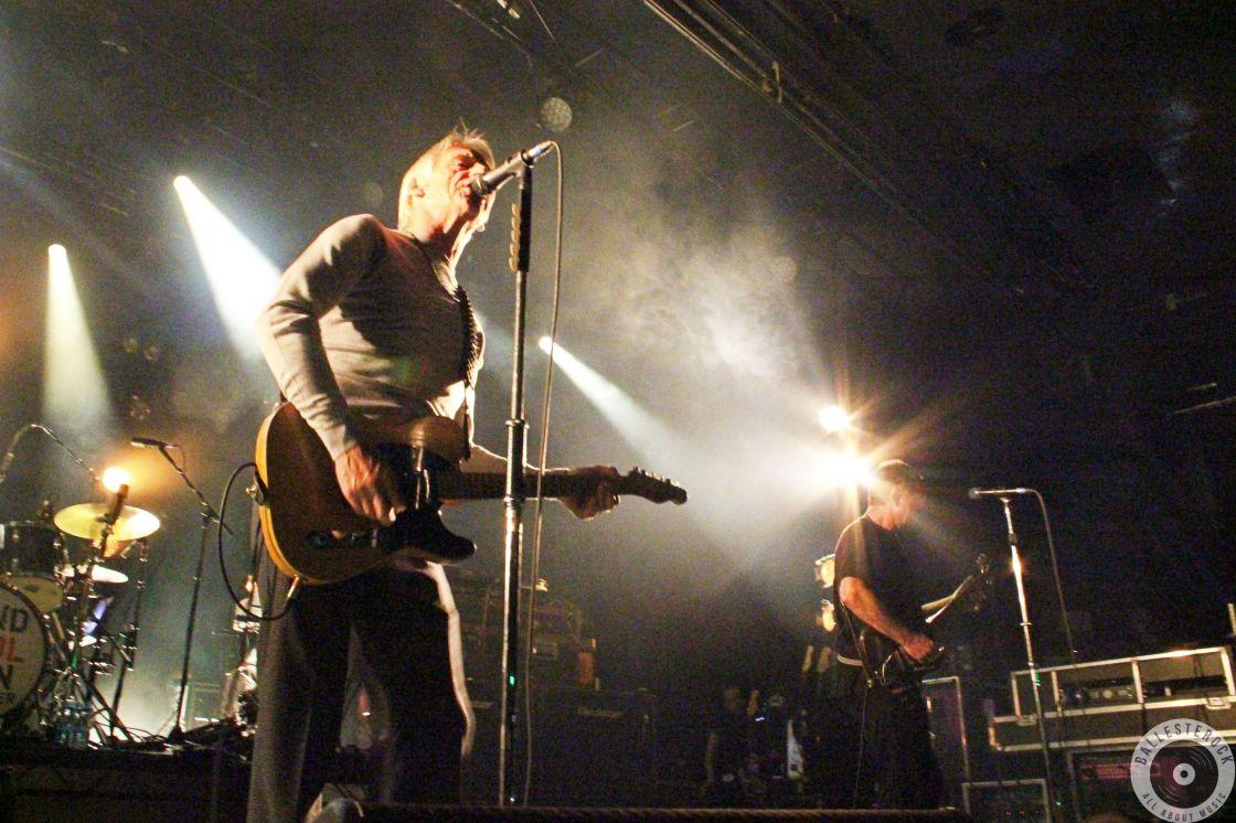 Paul Weller en La Riviera