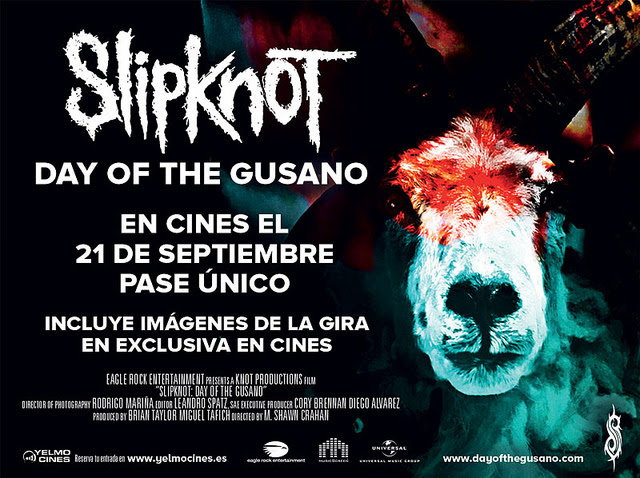 Slipknot ¨Day of the gusano¨
