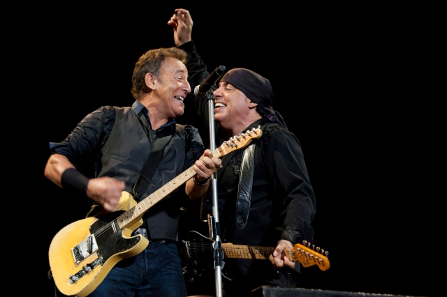 Bruce Springsteen y Little Steven, 40 años de amistad