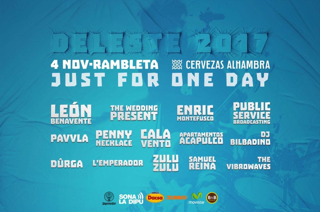 Festival Deleste 2017