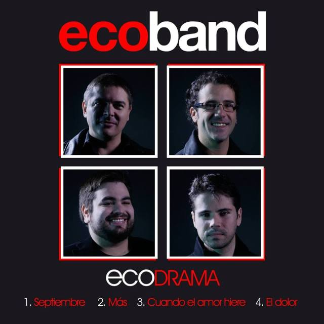 ¨Ecodrama¨ es lo nuevo de Ecoband