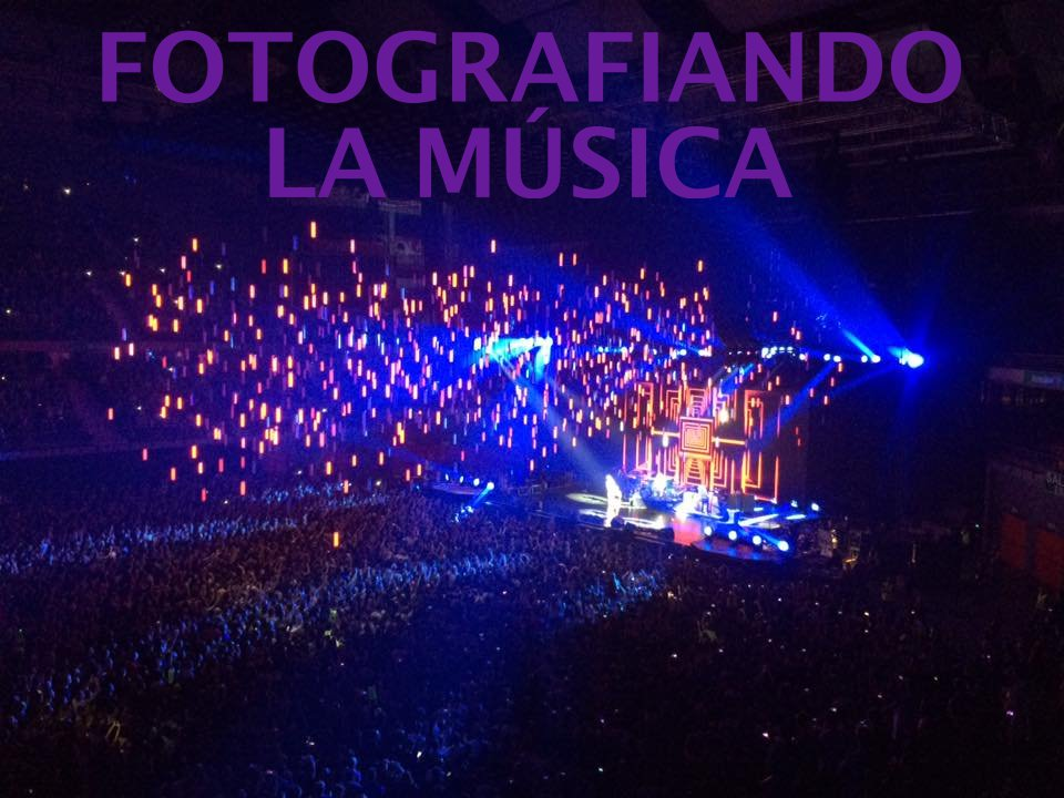 Fotografiando la música: Bárbara Tellez
