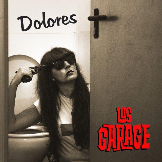 Los Garage presentan ¨Dolores¨en Ciudad Real