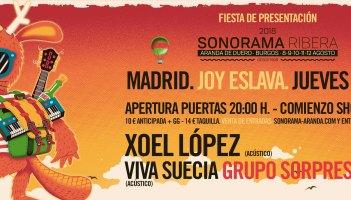 Fiesta presentación Sonorama 2018