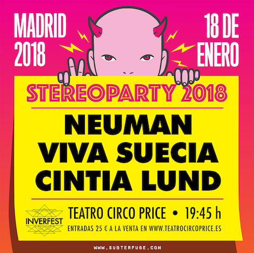 Stereoparty 2018