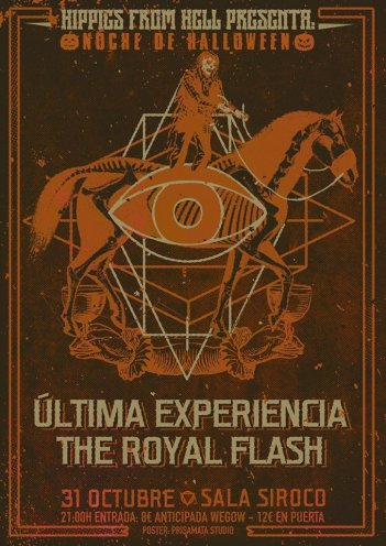 Última Experiencia y The Royal Flash