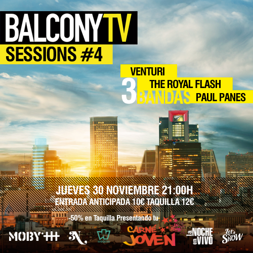 Balcony Tv cierra el año por todo lo alto