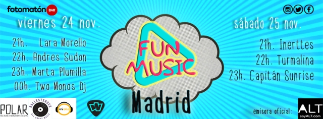 Cartel del Fun Music Festival
