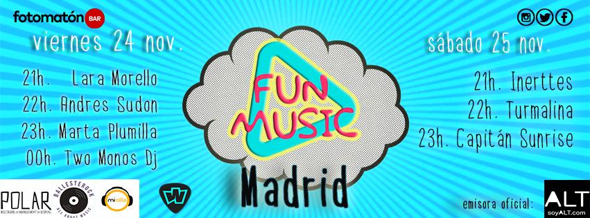 Cartel del Fun Music Festival