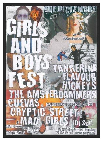 Girls & Boys Fest 2017