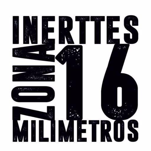 ¨Zona 16mm¨ es lo nuevo de Inerttes