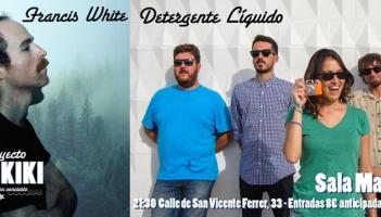 Proyecto Waikiki con Detergente Liquido y Francis White.