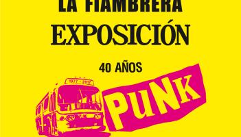 Llega a Madrid la Exposición 40 años del Punk