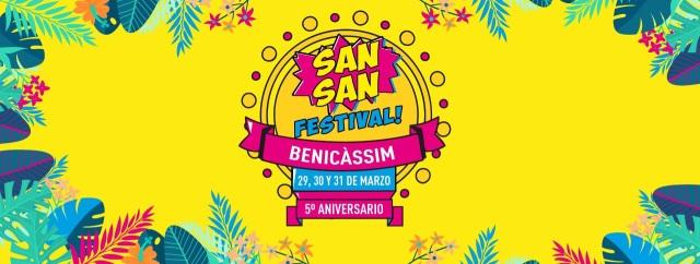 Nuevos nombres se unen al SanSan Festival
