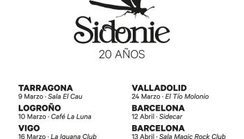 Disfruta de Sidonie como nunca antes les habías visto