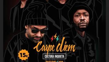 Festival Carpe Diem llega por tercer año a Getafe